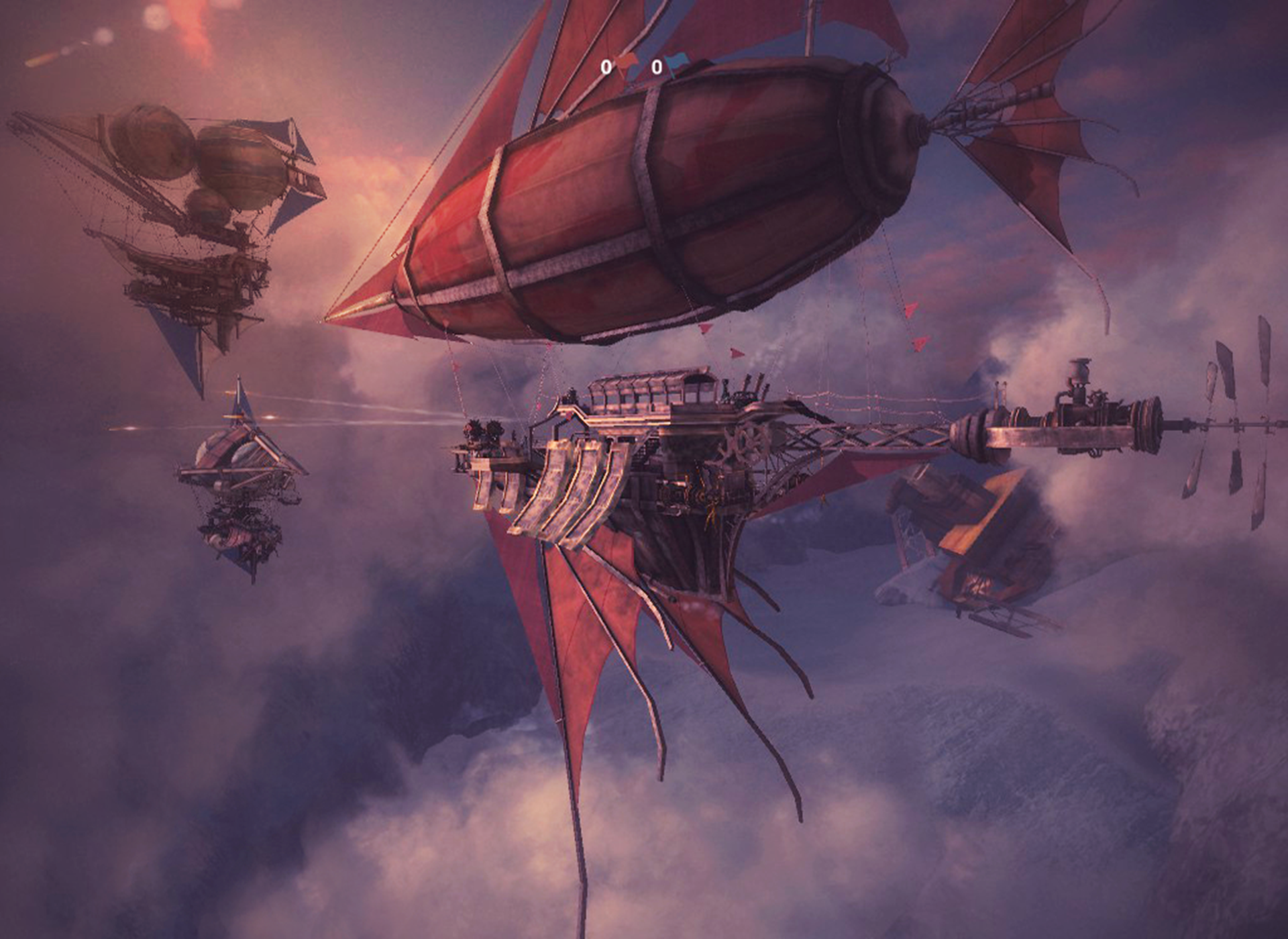 Guns Of Icarus Online Indie Megabooth