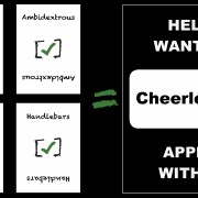 Cheerleader Application
