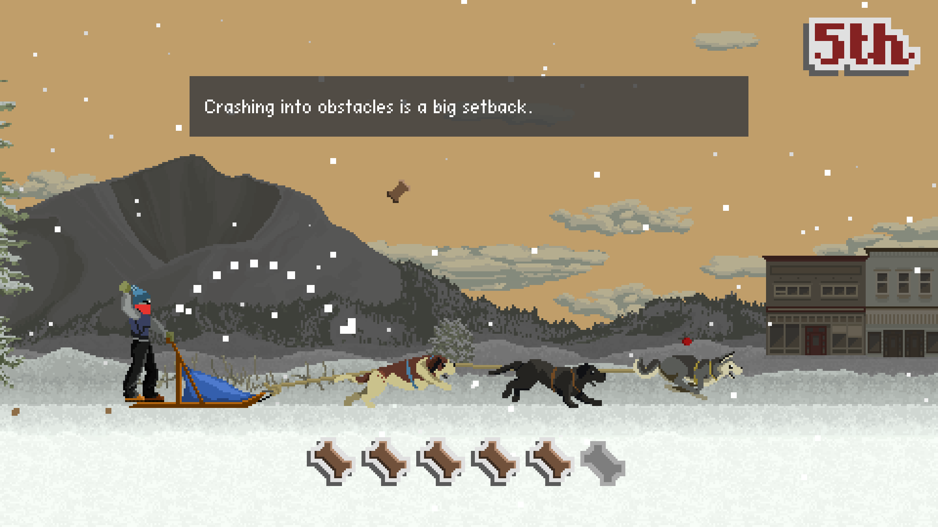 Exhibitor Booth Games : Dog sled saga indie megabooth