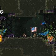 Broforce - Alien Infestation 1