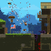 Broforce - Alien Infestation 2