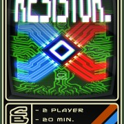 RESISTOR banner image for Indiemegabooth