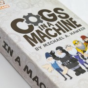 Cogs Game Box