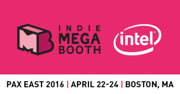 Intel to support Indie MEGABOOTH teams at PAX East 2016