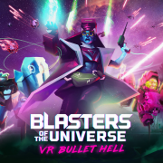 Blasters of the Universe Key Art