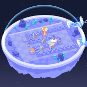Cosmic Express Screenshot 1