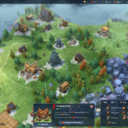 Screenshot -Busy Village