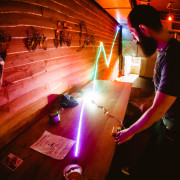Line Wobbler - inside