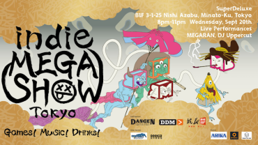 Indie MEGASHOW pop-up comes to Tokyo