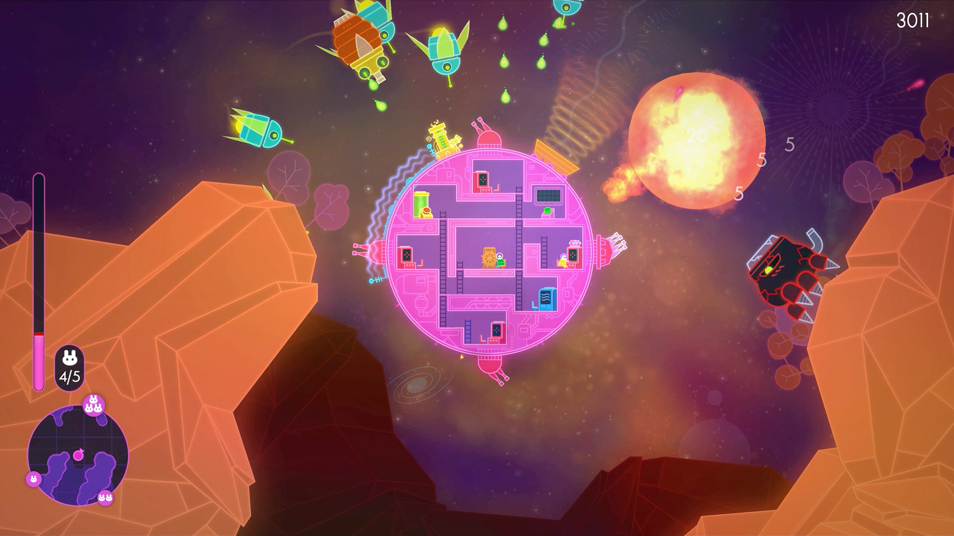 Lovers In A Dangerous Spacetime Indie Megabooth