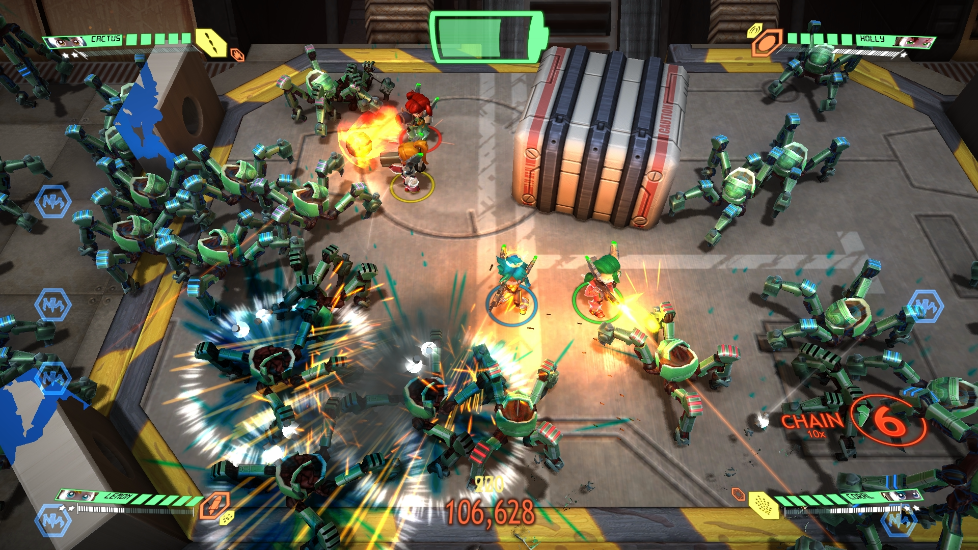 Assault Android Cactus - Indie MEGABOOTH