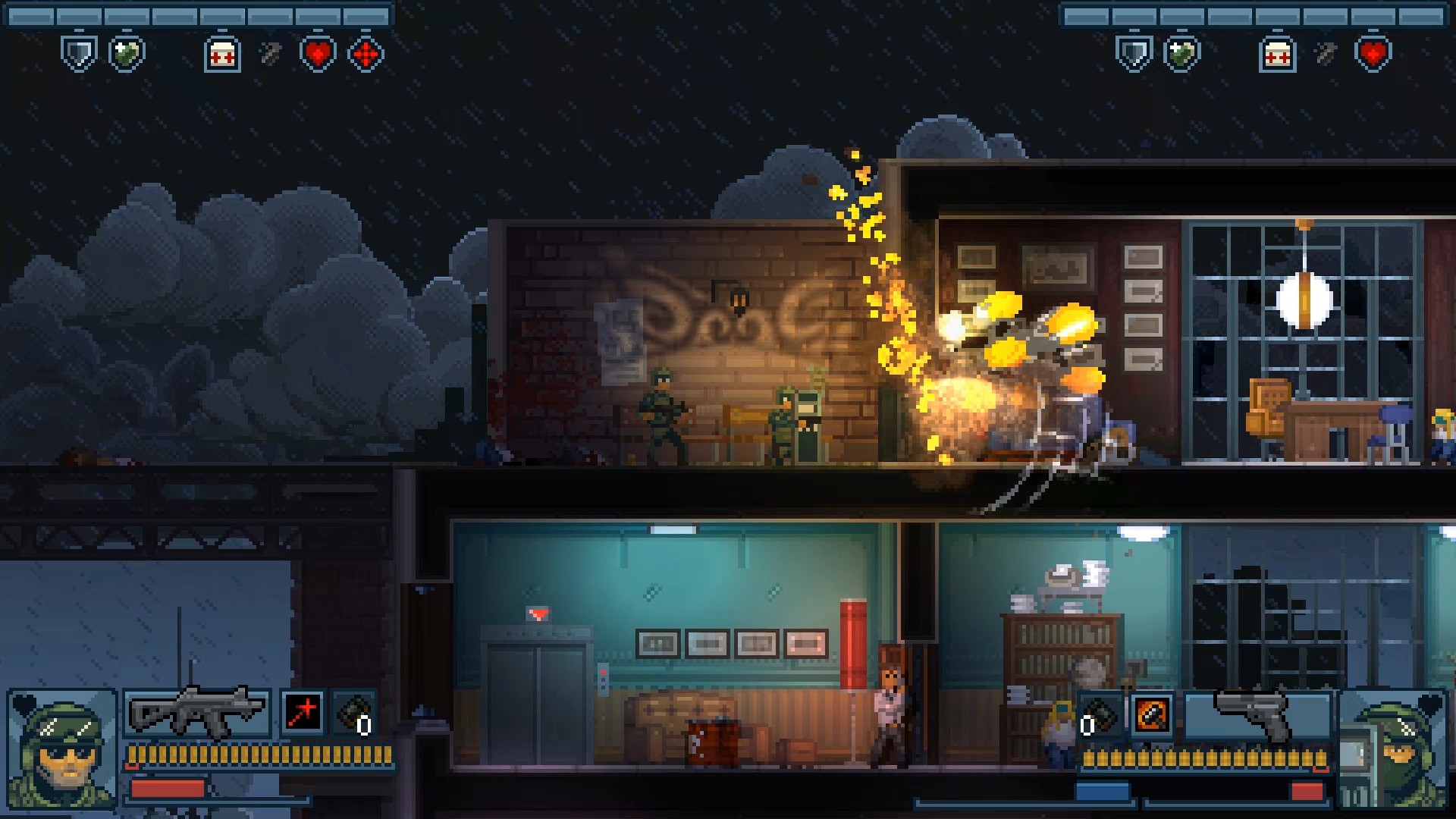Door Kickers: Action Squad - Indie MEGABOOTH
