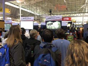 How one IMB Alumni captured the joy of gaming at PAX East 2019