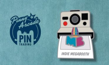 "IMB's PAX West Pinny Arcade Pin Quest Info for ""IndieMEGAcam"" Plus ""Insert Disk 3"""